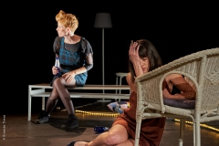 Le Lien Théâtre -T'es pas mon genre - Photo © Ernesto Timor