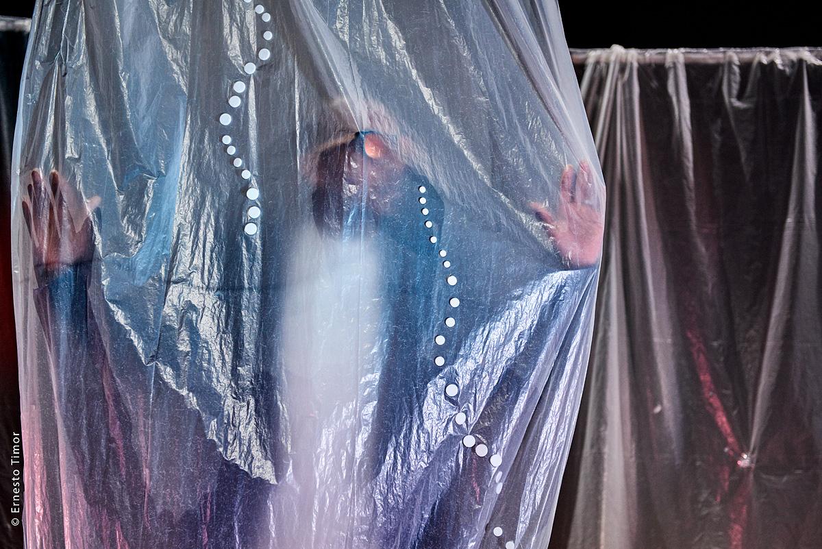 Le Lien Théâtre - Les hippocampes - Photo © Ernesto Timor