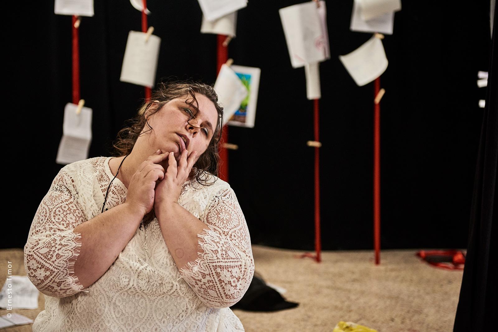 Le Lien Théâtre - Respirs - Photo © Ernesto Timor